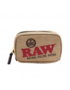 RAW Smell Proof Smokers Pouch bezzapachowa saszetka schowek S