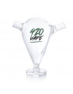 420VAPE Baby bong XL for DynaVap VapCap