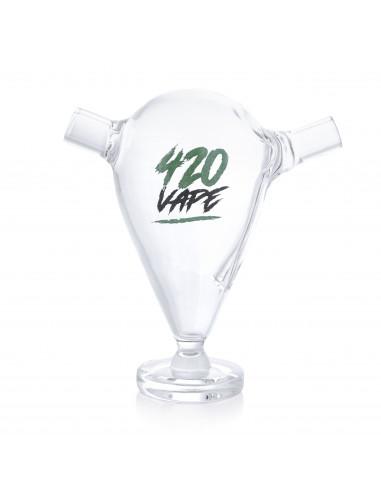420VAPE Baby bong XL do DynaVap VapCap