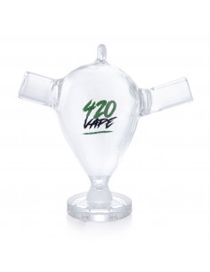 420Vape Baby Bong filter water pipe for DynaVap VapCap vaporizer