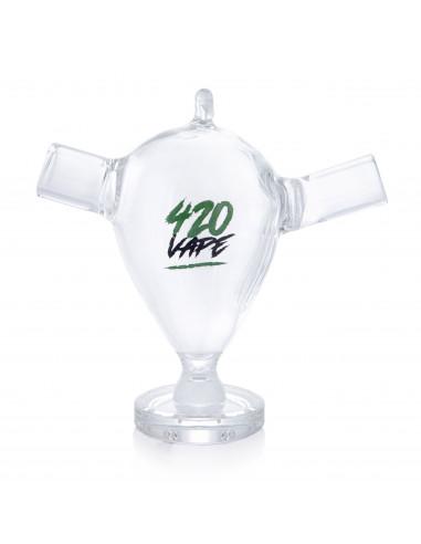 420Vape Baby Bong fajka wodna filtrująca do waporyzatora DynaVap VapCap