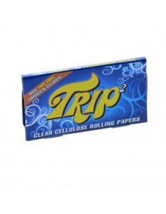 Transparent tissue paper TRIP2 short 1 1/4