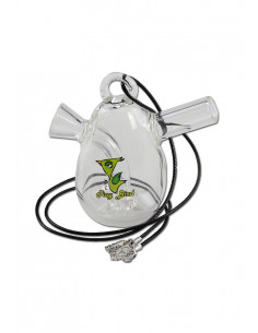 Black Leaf Tiny Bird Lufka One Hit bubbler mini bongo fajeczka wodna