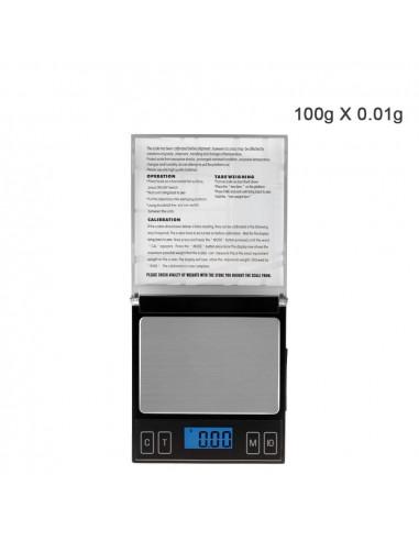 Waga elektroniczna USA Weight Kansas 100 g x 0.01 g