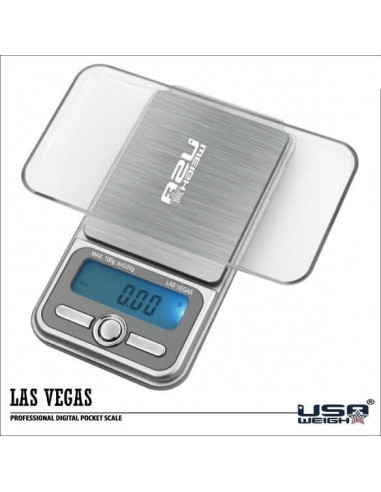 Waga elektroniczna USA Weight Las Vegas 200 g 0.01 g