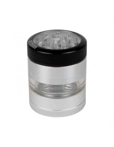 Kannastör® Grinder for herbs PREMIUM with stainless steel sieves