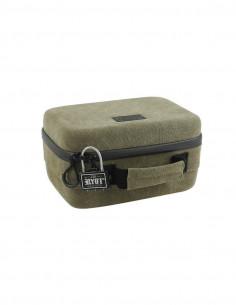 RYOT Save Case Smell Safe LARGE 4.0 L - schowek bezzapachowy na vaporizer i akcesoria OLIVE