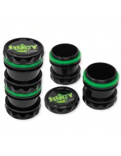 Schowek bezzapachowy Juicy Jar Green- Wielopoziomowy pojemnik na susz