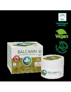 Maść konopna Balcan z korą dębu 50 ml nawilżająca