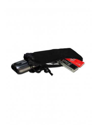 Black Leaf Tobacco Pouch - Sachet for BLACK smoking accessories