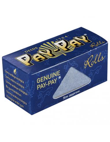 Bibułki w rolce Pay-Pay Rolls Ultra-cienkie 5 m