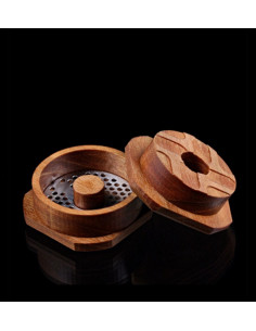 Obraz produktu: magic flight młynek finishing grinder cherry