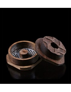 Magic Flight Młynek FINISHING GRINDER WALNUT