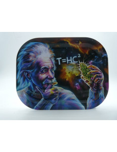 V-SYNDICATE joint tray Einstein Black Hole design in metal