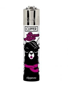 Zapalniczka Clipper wzór LAMA 1