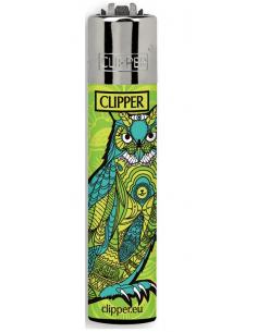 Zapalniczka Clipper wzór ANIMAL MANDALA 1