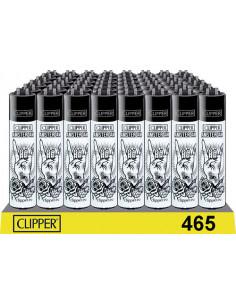 Zapalniczka Clipper wzór AMSTERDAM SHISHA