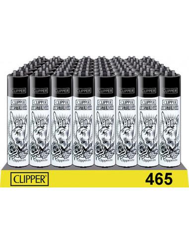 Clipper lighter AMSTERDAM SHISHA pattern