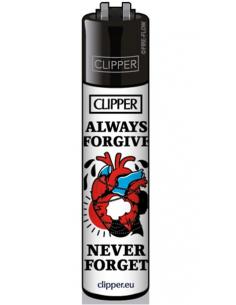 Zapalniczka Clipper wzór TATTOO  nadruk 1