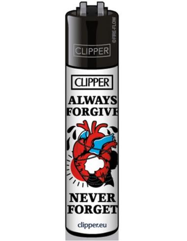 Zapalniczka Clipper wzór TATTOO