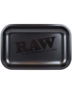 Tacka do jointów RAW Murder Rolling Tray MAŁA 27.5 x 17.5 cm