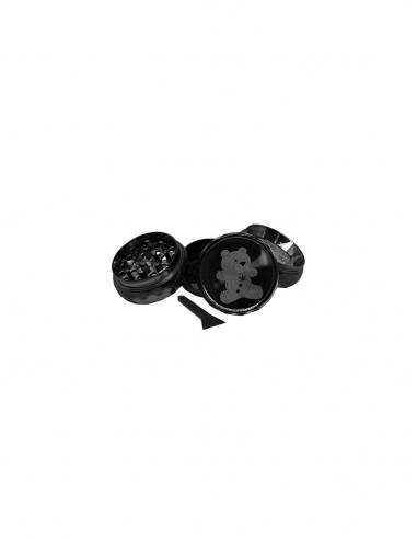 Dry grinder Bear Black 4-piece metal