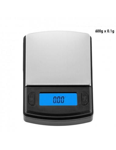 Waga elektroniczna USA Weight Boston Scale 600 g/0.1 g