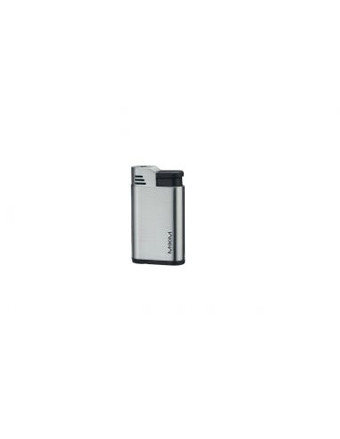 Maxim Attache incandescent burner 6 colors JetFlame silver