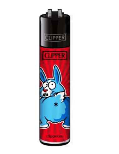 Clipper lighter design B ** HOLE ANIMALS 1