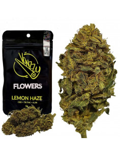 CBD hemp drought VONZZY Flowers Lemon Haze 5g to 7% CBD