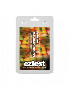 EZ Test Kit - Test for the presence of synthetic cannabinoids 1 pc.