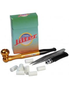 Jilter - One- Hit Smoking Pipe metal