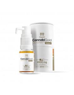 Olejek CannabiGold Select 1000 mg CBD 12 ml