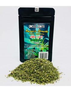 CBD Dried Uncle Joints Amnesia Fragmentation to 12% CBD 5 g