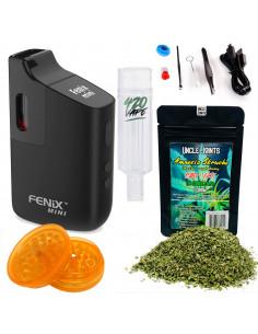 Fenix mini + Bubbler + 5g CBD + Młynek