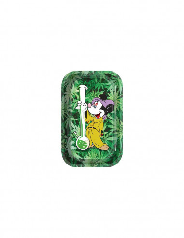 Stoned Mouse joint tray, metal, 29 x 19 cm