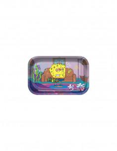 Tacka do jointów SpongeBob metalowa 29 x 19 cm