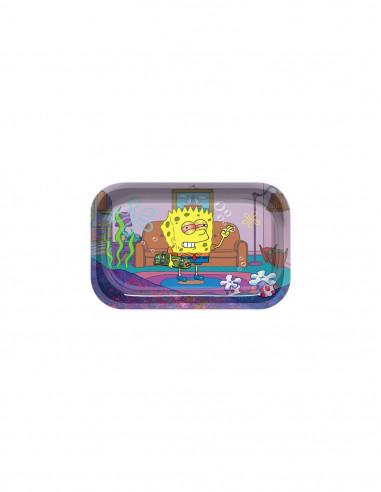 SpongeBob joint tray metal 29 x 19 cm