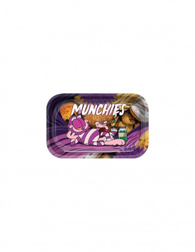 Tray for joints Munchies Cat Garfield metal, 29 x 19 cm