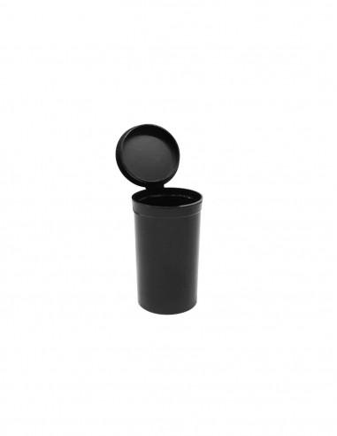 181 / 5000 Wyniki tłumaczenia Unscented Black Pop Top storage box, height 7 cm