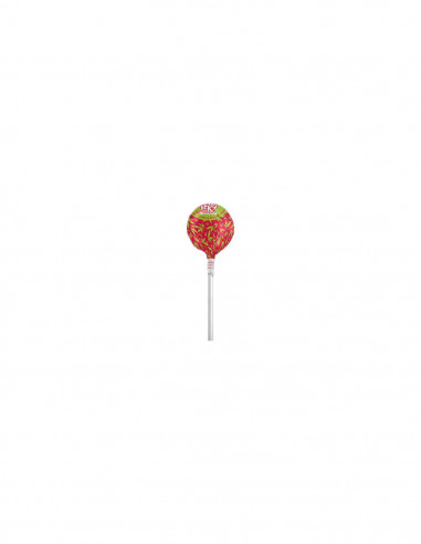 Lizak konopny Sticky Icky Lollies - Cherry B smak wiśniowy