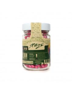 Active carbon filters Purize XTRA Slim Pink 100 pcs. Glass Jar