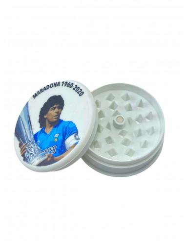 Grinder do suszu Maradona akrylowy średnica 60 mm wzór 1