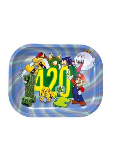 Tacka do jointów 420 World Mario Bros MAŁA 18x14 cm