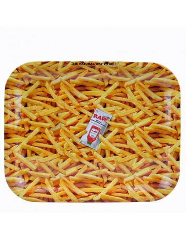 Tacka do jointów RAW French Fries DUŻA 33x27.5 cm