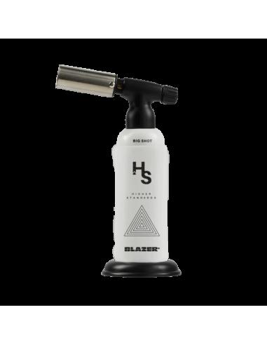 Burner Higher Standards Blazer WHITE