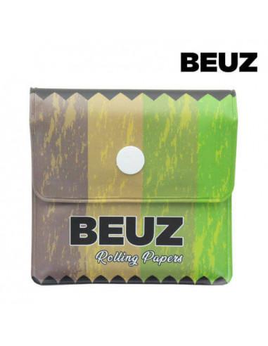 Kieszonkowa popielniczka Beuz Pocket Ashtray 8x8 cm przód