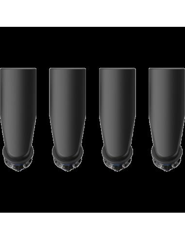 MIGHTY Mouthpiece Set - Zestaw ustników do waporyzatora Mighty Storz&Bickel 4 szt.