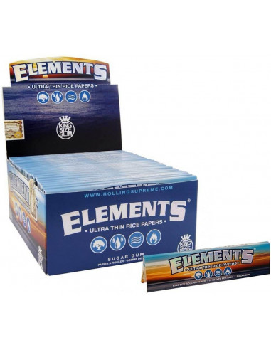 ELEMENTS KS Slim tissue paper white WHOLE PACK 50 pcs.