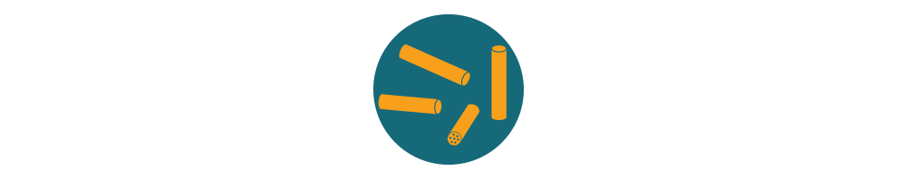 Active Carbon Filters for Turns - Vaporshop.pl